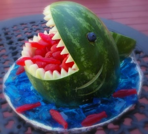 shark summer