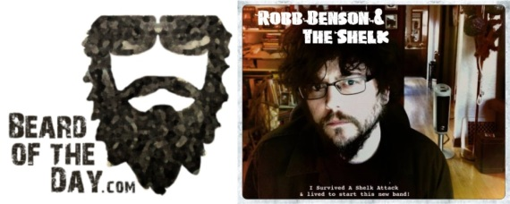 Robb Benson & the Shelk