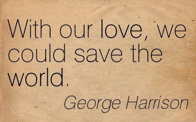 Love Harrison quote